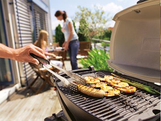 Barbecue gaz Q3200 WEBER