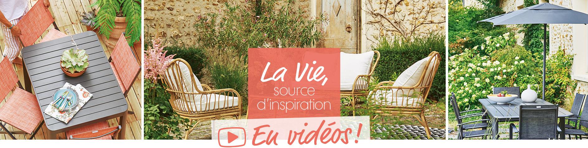 La vie, source d'inspiration - En vidéo