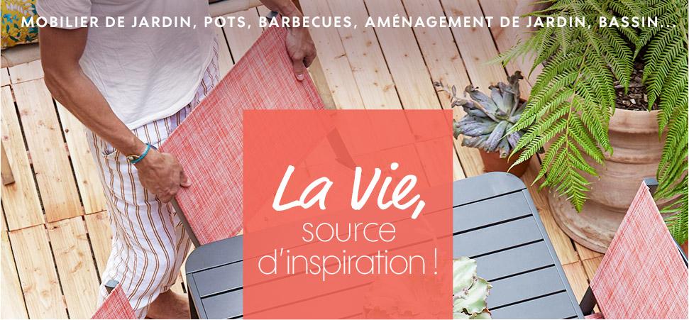 La Vie, source d'inspiration !