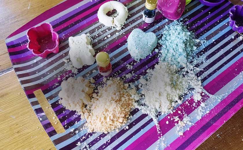 DIY sable magique