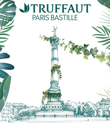 Truffaut Paris Bastille