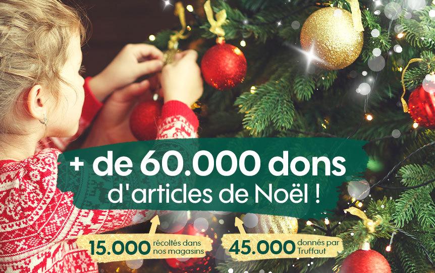 + de 60.000 dons
