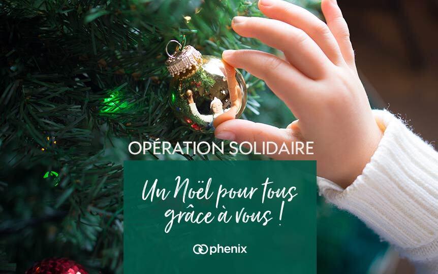 Un Noël pour tous grâce à vous !