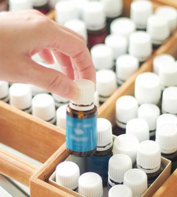 Rendre notre gamme d'huiles essentielles 100% responsable