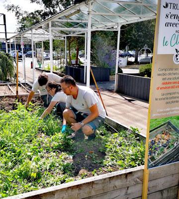 Créer des oasis de biodiversité autour de nos magasins