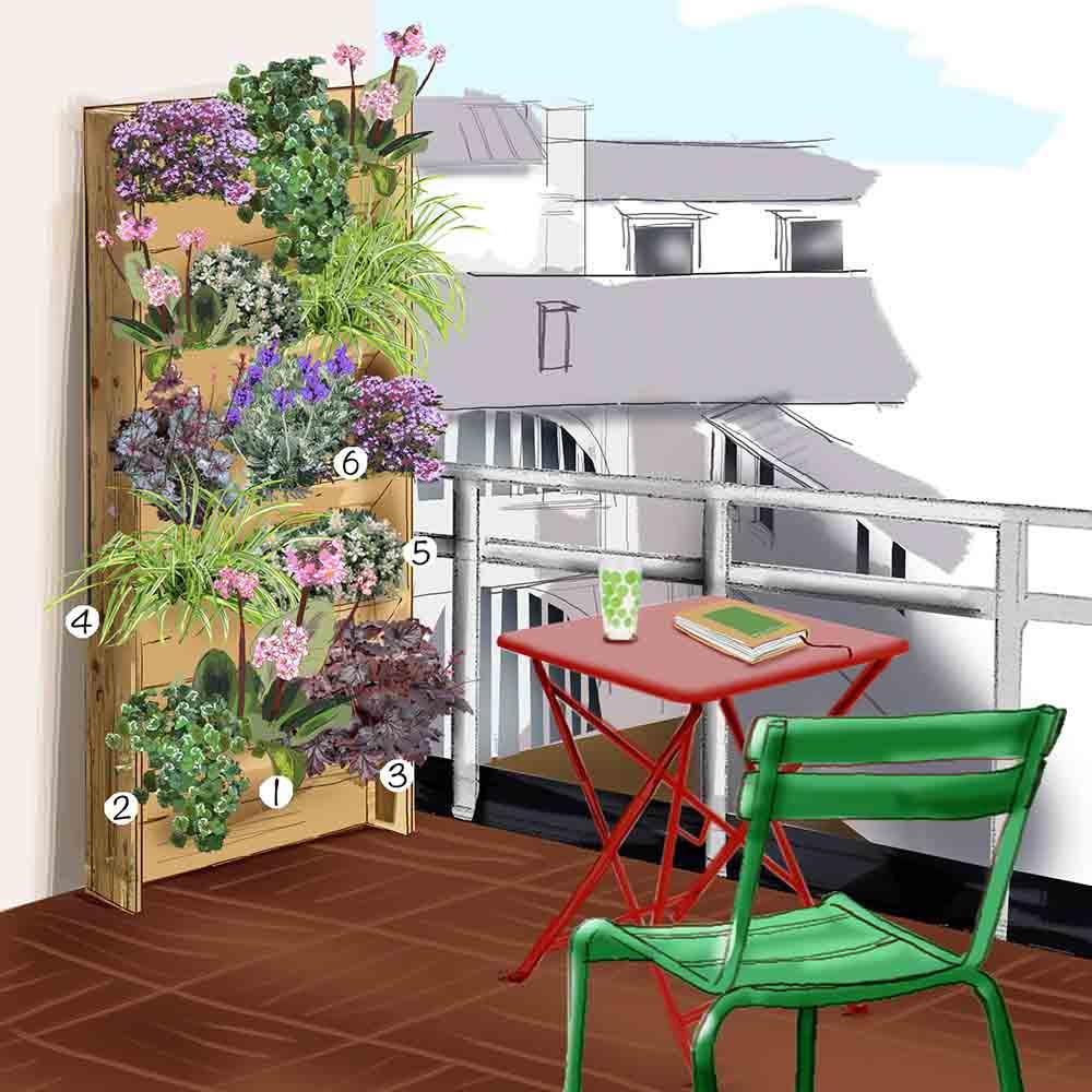 Mur Vegetal Plante Grasse mur végétalisé