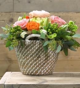 composition florales originales