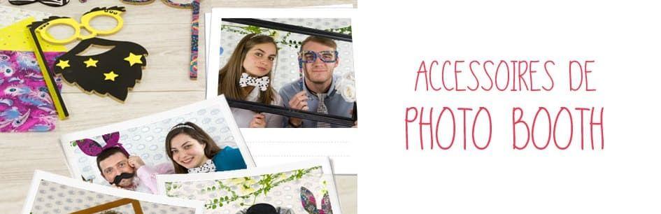 accessoires photobooth