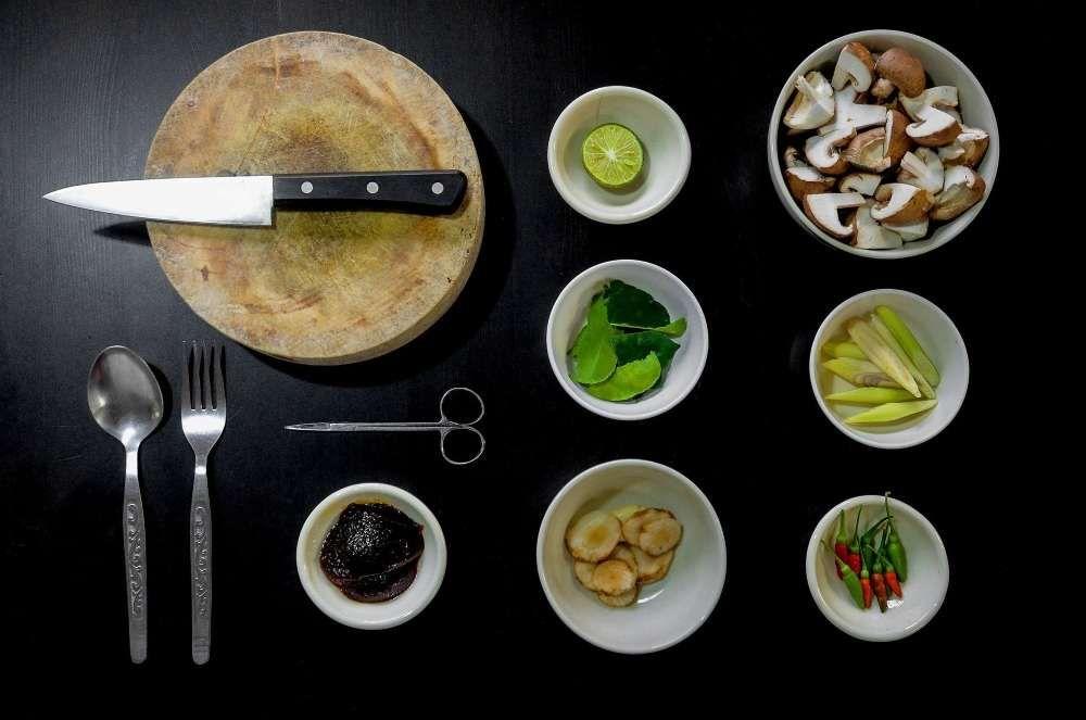 recettes à base de champignons