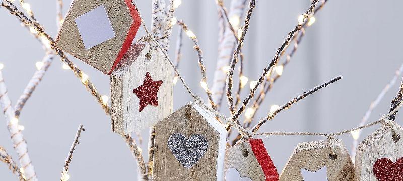 DIY guirlandes de Noël