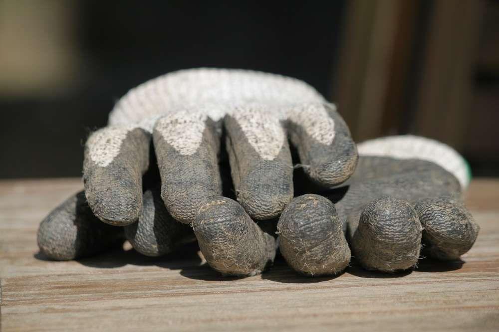 gants pour jardiner