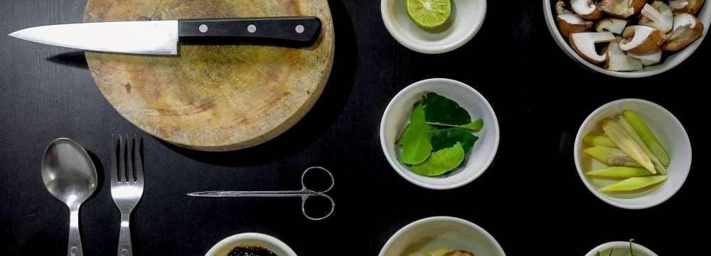 cuisine preparation ustensiles