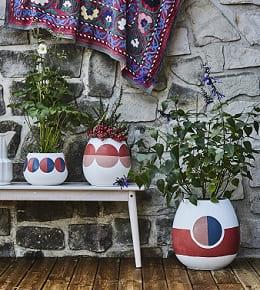 décorer pot terre cuite