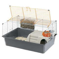 Cage Cavie 15 équipée pour grands rongeurs : Longueur 70 cm