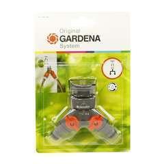 Sélecteur 2 circuits 20/27 Gardena