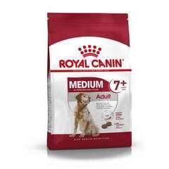 Croquette chien medium adult 7+ - 15kg