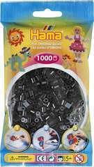 Sachet 1000 perles Midi: noir