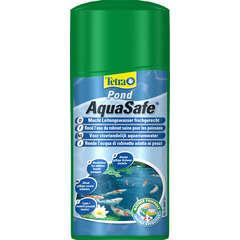 Conditionneur d'eau pour bassin de jardin Aquasafe : 500 ml