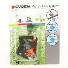 Micro-asperseur rotatif 360° Micro-Drip