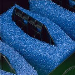 Mousses de filtration bleues pour BioTec pour bassin