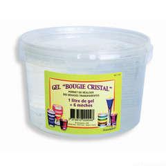 Recharge bougie cristal: 1l