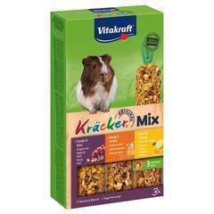 Kracker combi miel popcorn germes de ble cochons inde par 3