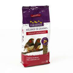 Mélange de graines pour oiseaux exotiques - 3 kg