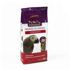 Mélange de graines pour perroquet - 2,4 kg