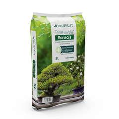 Terreau 'Terre de Vie®' pour bonsaïs - sac de 5 litres
