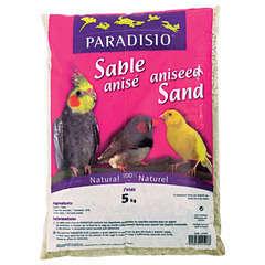 Sable anisé oiseaux Paradisio : 5kg