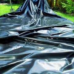 Bâche PVC épaisseur 0,8mm largeur 4m à la coupe vendu au m²