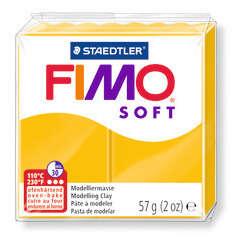 Pâte Fimo Soft, 57 g - Jaune soleil