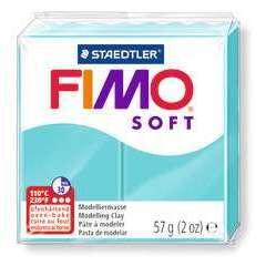 Pâte Fimo Soft, 57 g - Menthe