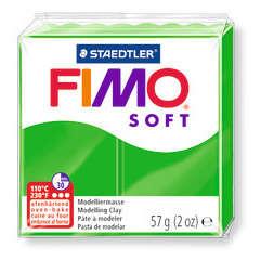 Pâte Fimo Soft, 57 g - Vert tropique