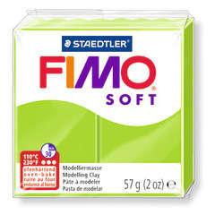 Pâte Fimo Soft, 57 g - Vert pomme