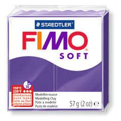 Pâte Fimo Soft, 57 g - Parme