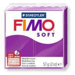 Pâte Fimo Soft, 57 g - Violet