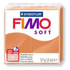 Pâte Fimo Soft, 57 g - Cognac