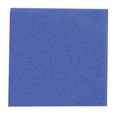 Mousse filtrante bleue grosse