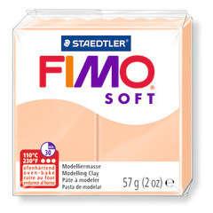 Pâte Fimo Soft, 57 g - Coloris chair
