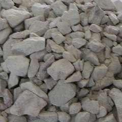 Gravillons concassés, blanc calcaire - 25 kg