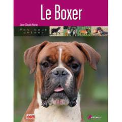 Livre animalerie : Le boxer