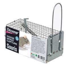Nasse pour souris monocapture