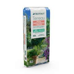 Terreau pour agrumes et plantes méditerranéennes - sac de 50 litres