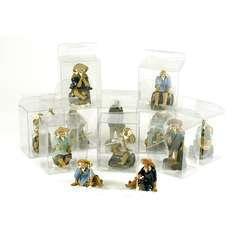 Figurine Sélection Harmonie, en céramique H. 5 cm
