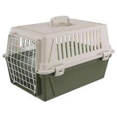 Panier transport pour chat, chien de petite taille: L48xl32,5xh29cm