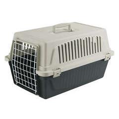 Panier transport pour chat, chien de petite taille : L58xl37xh32cm