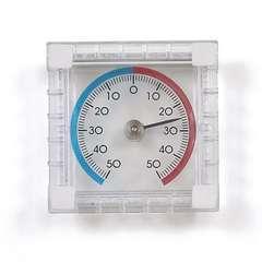 Thermomètre de fenêtre : 7,5cm