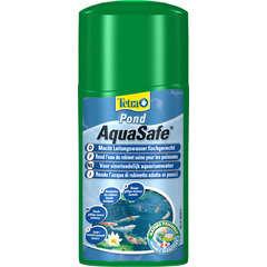 Conditionneur d'eau pour bassin de jardin Aquasafe : 250 ml