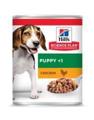 Boite Puppy Poulet : 370 Gr